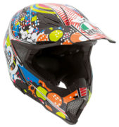 casco cross agv ax-8 hypno