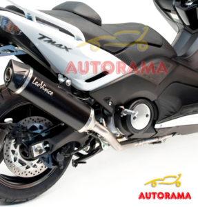 kit marmitta scarico completo tmax 500 2008 leovince lv one evo II omologato