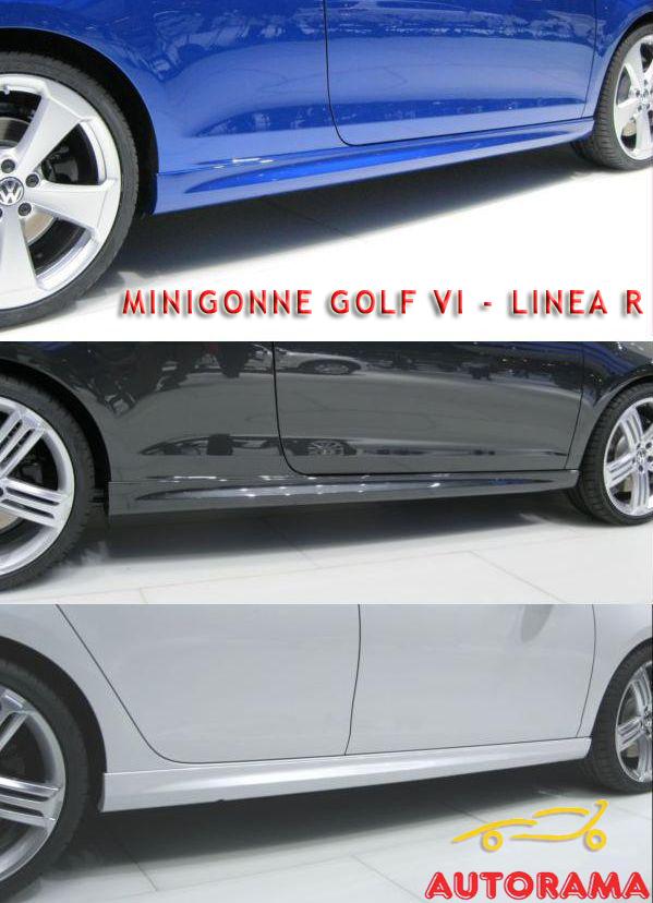 Minigonne Vw Golf Vi Linea R Lester M249xx