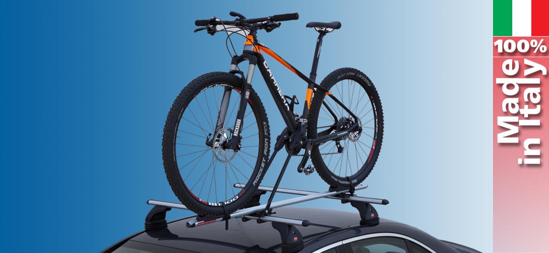 Portabici da tetto bici 3000 alu new fabbri autorama - Portabici magnetico ...