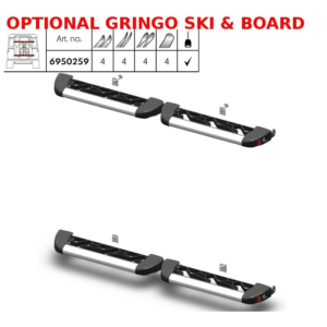 optional gringo ski&board fabbri