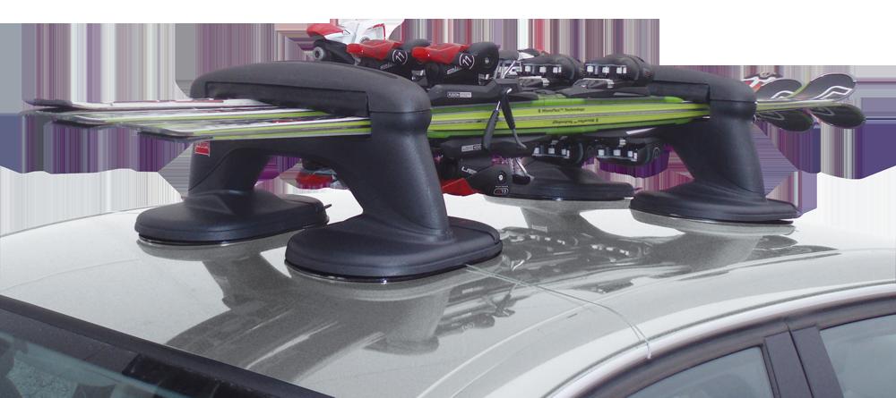Taco ski board portasci magnetico fabbri autorama - Porta sci magnetico ...
