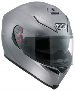 agv k5 hurricane matt grey