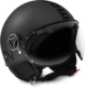 casco momo design fighter evo titanium frost black