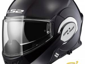 casco flip_up Ls2 valiant ff399