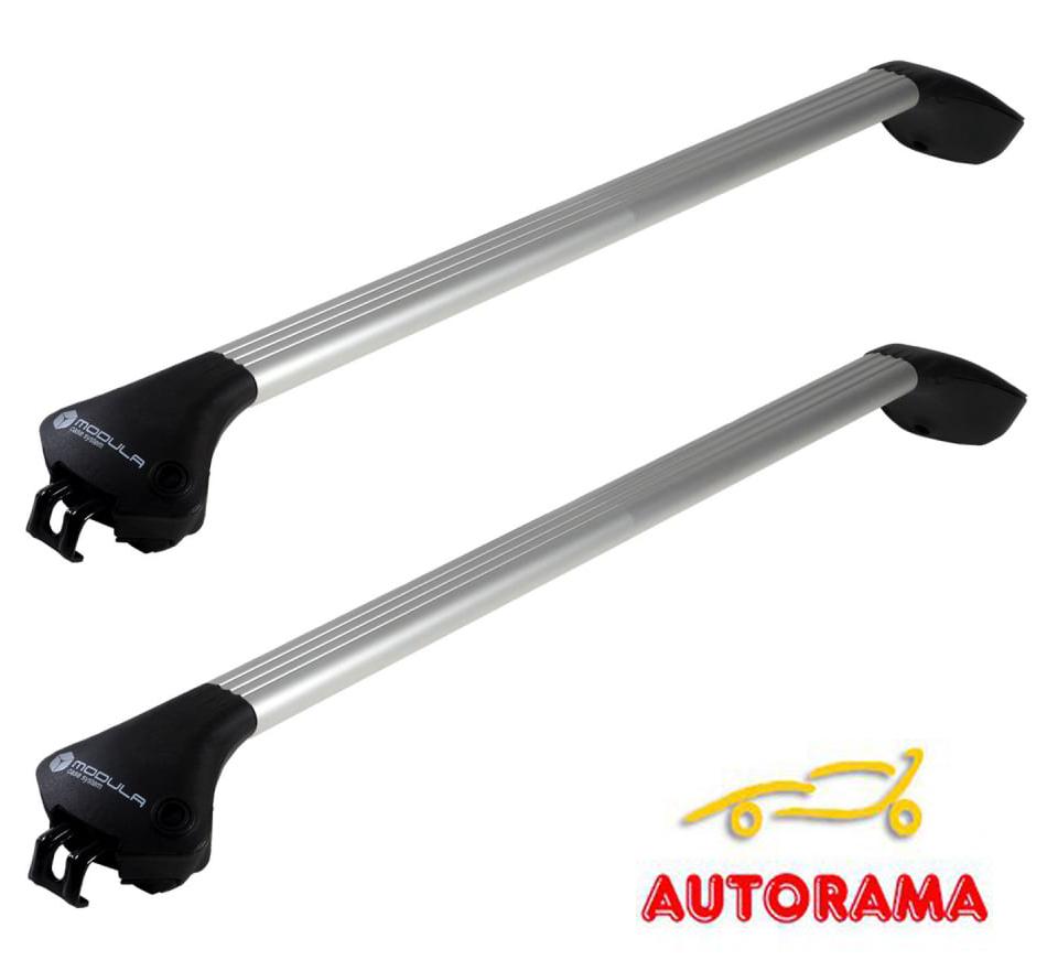 Barre portatutto ovalbar system rails mancorrenti profilo for Barre portatutto t roc