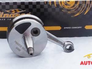 Albero Motore Pinasco Anticipato Vespa /Ape Corsa modificata 45mm