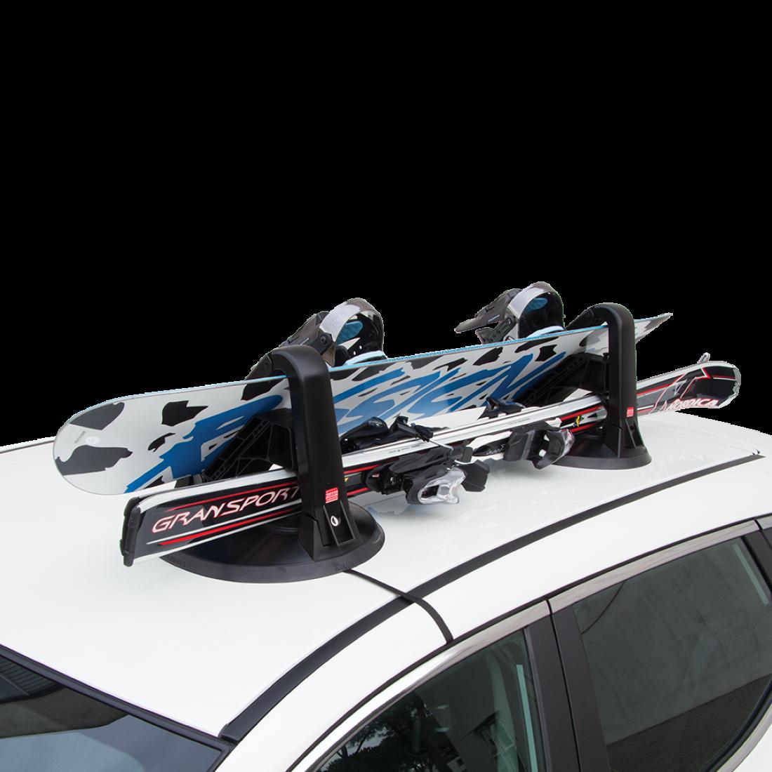 Kolumbus ski board fabbri portasci porta snowboard - Porta sci magnetico ...