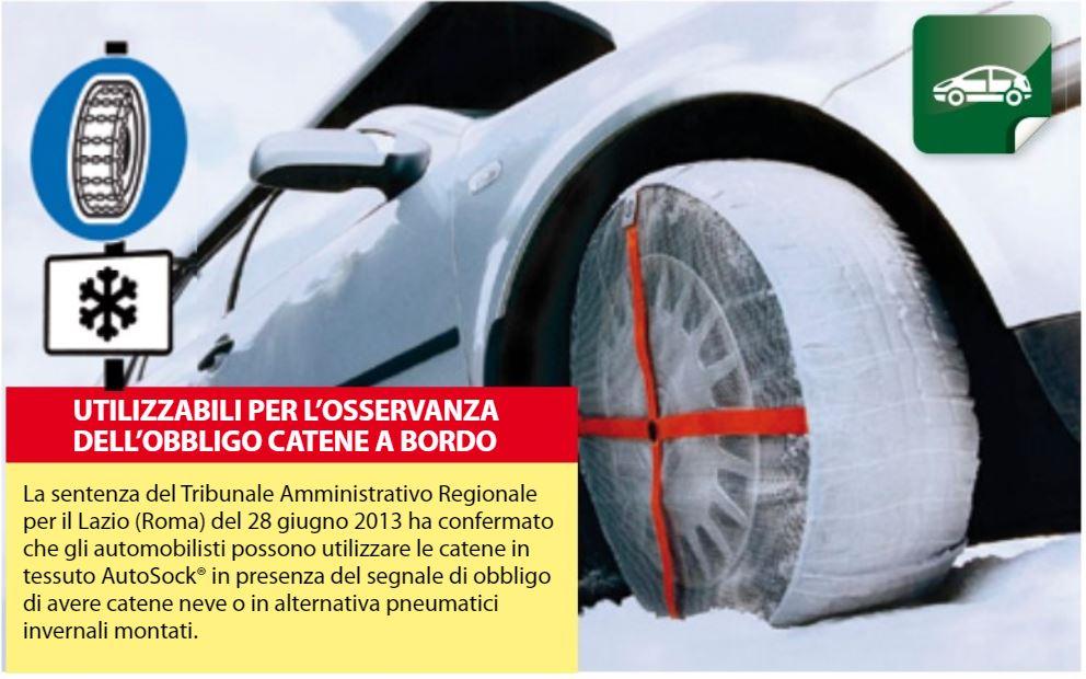 ... Autosock Calze da Neve HP 685 – Lampa 306500080. Out Stock.  autosock calze da neve omologate originali norvegesi 57890083c7d0