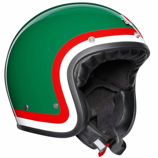 AGV CASCO JET X70 REPLICA PASOLINI