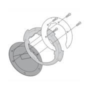 flangia-serbatoio-Bf11-Givi-borse-tanklock