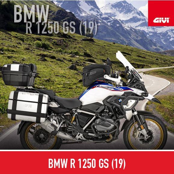 Givi Trekker BMW R 1250 GS 2019