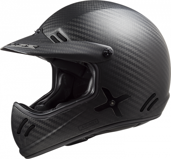 LS2 Casco mx471 xtra carbonio cross