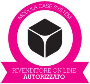 Rivenditore autorizzato Modula Case System